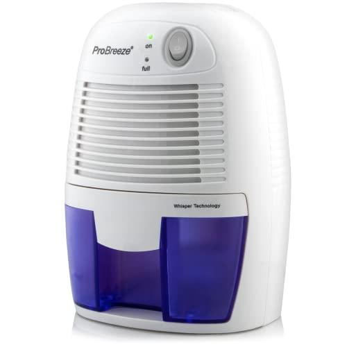 Pro BreezeTM 500ml kompakter und tragbarer Mini Luftentfeuchter