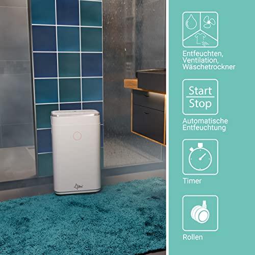 KLIMATRONIC Luftentfeuchter DryFix 20 - 2