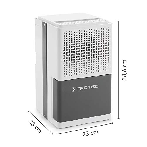 TROTEC Luftentfeuchter TTK 25 E (max. 12 Liter/Tag) - 2