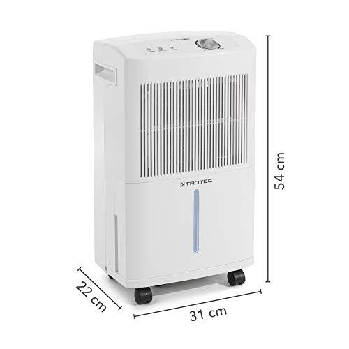 Trotec Luftentfeuchter TTK 50 E (16 Liter/Tag) - 2