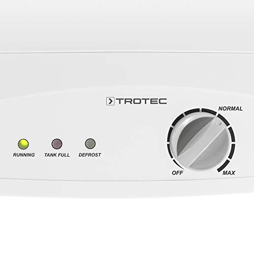 Trotec Luftentfeuchter TTK 50 E (16 Liter/Tag) - 4