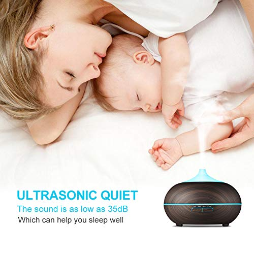 Luftbefeuchter TaoTronics Ultraschall 105W 6L - 5