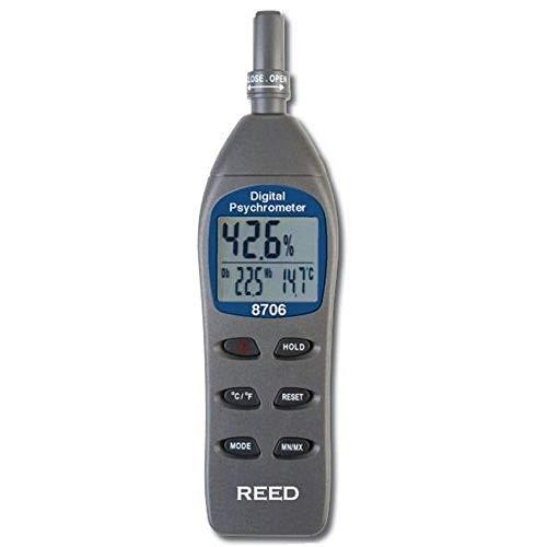 Reed Instrumente 8706Digital Psychrometer