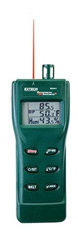 Extech rh401Dreifach-Display Psychrometer Hygro Thermometer Psychrometer