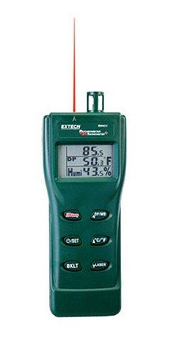 Extech rh401Dreifach-Display Psychrometer Hygro Thermometer Psychrometer - 2