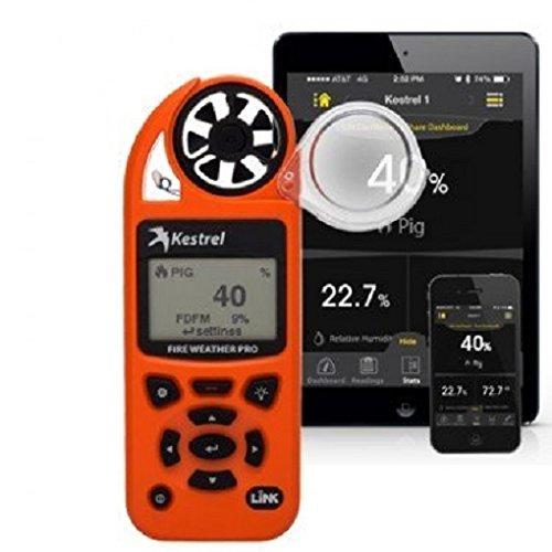 Kestrel 3500FW Fire Digital Psychrometer Wetter Meter pro Digital Psychrometer - 4