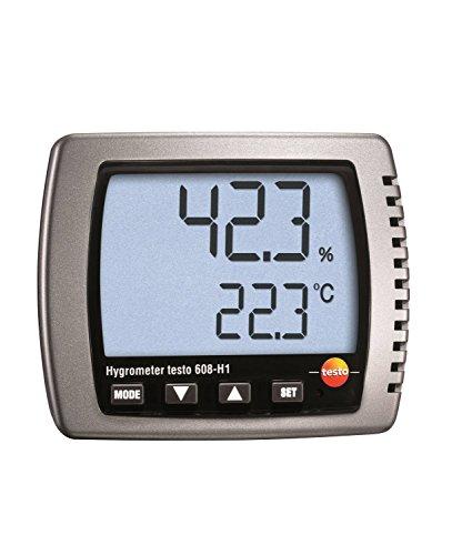 Testo 0560 6081 608-H1 Thermo-Hygrometer mit Taupunkt