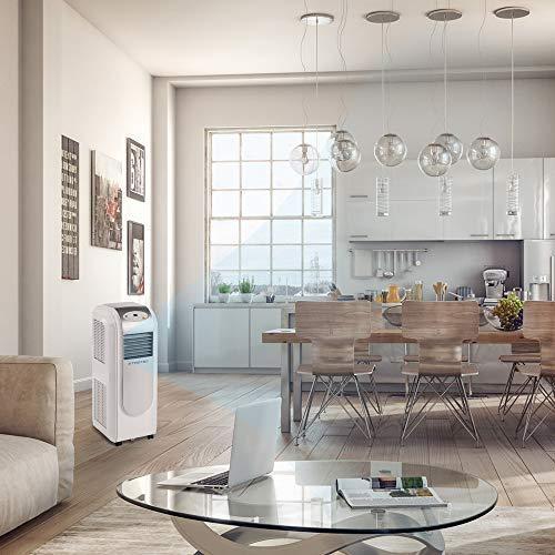 TROTEC Lokales Klimagerät PAC 2000 E mit 2,1 kW (7.200 Btu) - 4