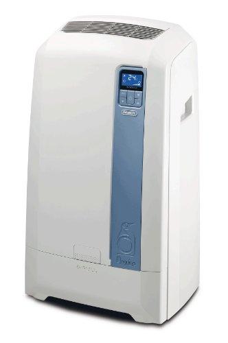 De'Longhi PAC WE 112 Mobiles Klimagerät - Wasser-Luft-Technologie - [Energieklasse EEK A+]