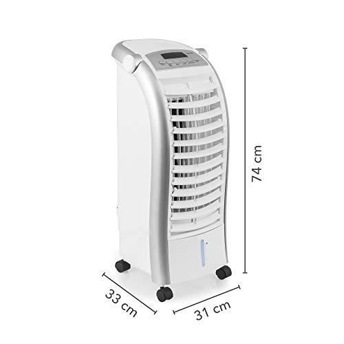 TROTEC Aircooler PAE 25 4 in 1 – Gerät: Luftkühler, Ventilator, Luftbefeuchter, und Lufterfrischer - 2