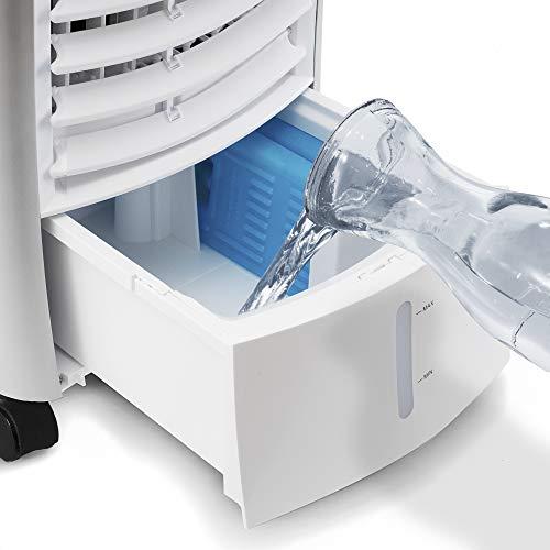 TROTEC Aircooler PAE 25 4 in 1 – Gerät: Luftkühler, Ventilator, Luftbefeuchter, und Lufterfrischer - 4