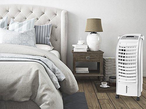 TROTEC Aircooler PAE 25 4 in 1 – Gerät: Luftkühler, Ventilator, Luftbefeuchter, und Lufterfrischer - 7
