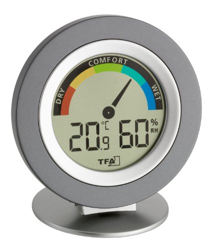 TFA Dostmann Cosy digitales Thermo-Hygrometer
