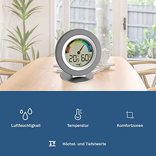 TFA Dostmann Cosy digitales Thermo-Hygrometer - 2