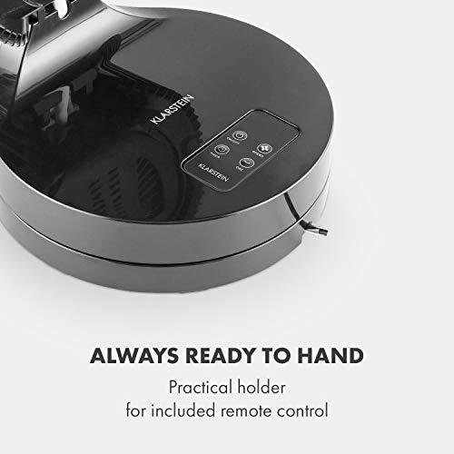 Klarstein • Touchstream • Ventilator • Tischventilator • Mini Ventilator – mit Fernbedienung schwarz - 5