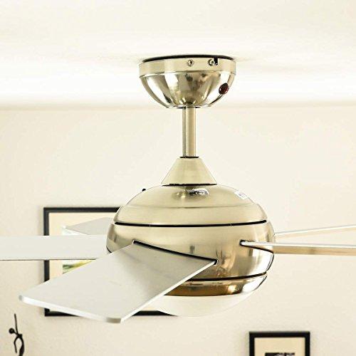aireRyder Deckenventilator mit Licht und Fernbedienung Fresco - 7