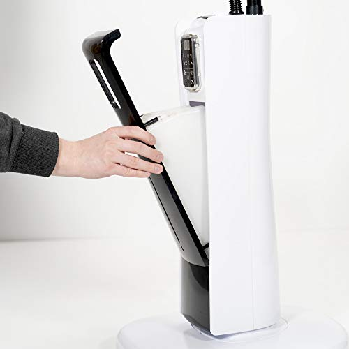 VASNER leiser Stand-Ventilator Cooly mit Ultraschall-Sprühnebel Wasser & Fernbedienung - 2