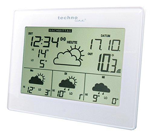technoline Wetterdirekt Wetterstation WD 4012 - 2