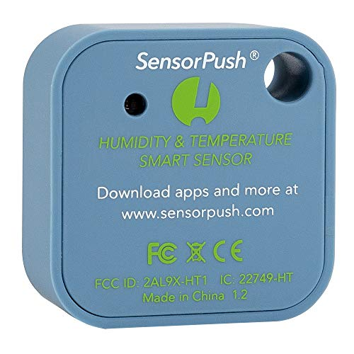 SensorPush – kabelloses smartes Thermometer und Hygrometer für iPhone / Android - 7