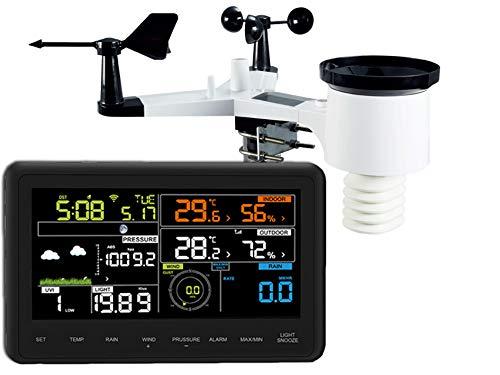 Profi Funk Wetterstation Froggit WH3000 - WiFi Internet Wetterstation