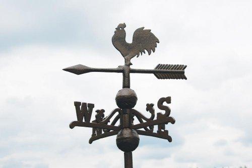 Esschert WV10 design Wetterhahn - 2