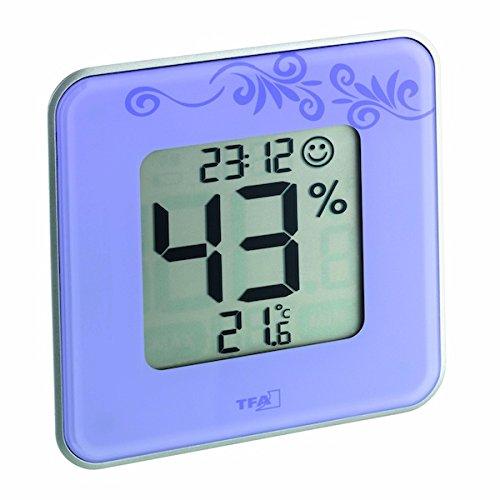 TFA Dostmann digitales Thermo-Hygrometer Style 30.5021.11 - 2
