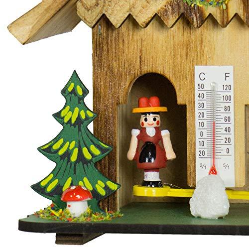Wetterhaus 14cm von Trenkle Uhren - 3