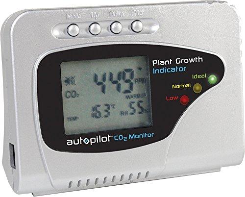 Hydrofarm APCEM Autopilot CO2-Messgerät mit Selbststeuerung