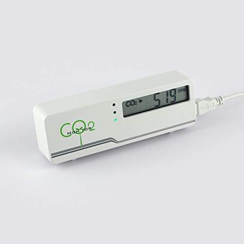 CO2-Messgerät inkl. Netzteil und Software - AirControl Raumklima Überwachung