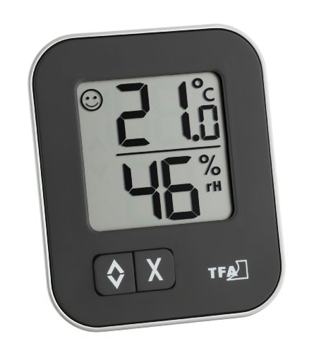 TFA 30.5026.01 Dostmann digitales Thermo-Hygrometer Moxx