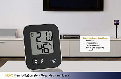TFA 30.5026.01 Dostmann digitales Thermo-Hygrometer Moxx - 3