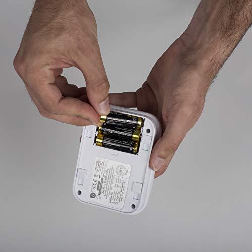 Smartwares RM370 Kohlenmonoxid CO Melder mit Display und Temperaturanzeige - 12