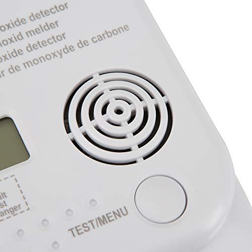 Smartwares RM370 Kohlenmonoxid CO Melder mit Display und Temperaturanzeige - 9
