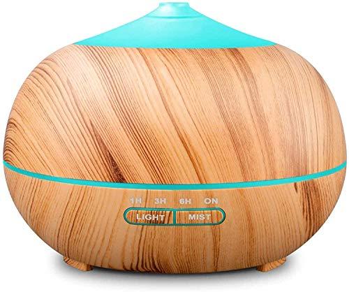 Tenswall 400 ml Luftbefeuchter Ultraschall Diffuser Aromatherapie Luftbefeuchte