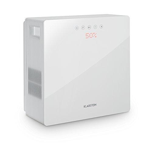 Klarstein PurePal - Luftwäscher, Luftreiniger, Luftbefeuchter, Lufterfrischer