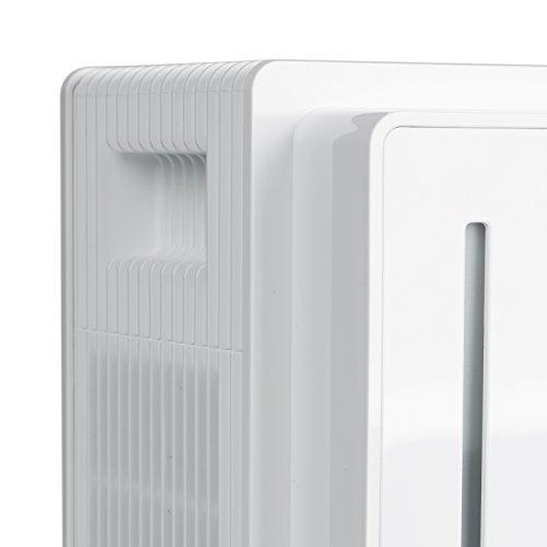 Klarstein PurePal - Luftwäscher, Luftreiniger, Luftbefeuchter, Lufterfrischer, Air-Purifier, Leistung 15 Watt, Aktivkohlefilter, 3 Liter Wassertank, Touch-Bedienfeld, weiss - 4