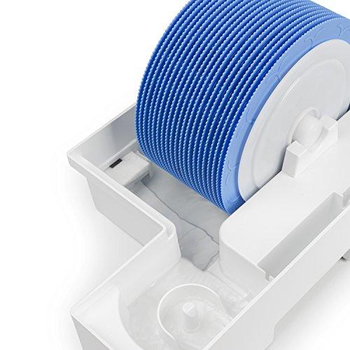 Klarstein PurePal - Luftwäscher, Luftreiniger, Luftbefeuchter, Lufterfrischer, Air-Purifier, Leistung 15 Watt, Aktivkohlefilter, 3 Liter Wassertank, Touch-Bedienfeld, weiss - 3