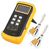 Temperaturmessgerät -50°bis 1300°C Thermometer Typ K