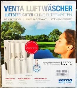 Verpackung - Venta Luftwäscher